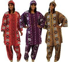 Traditional African Clothing 3