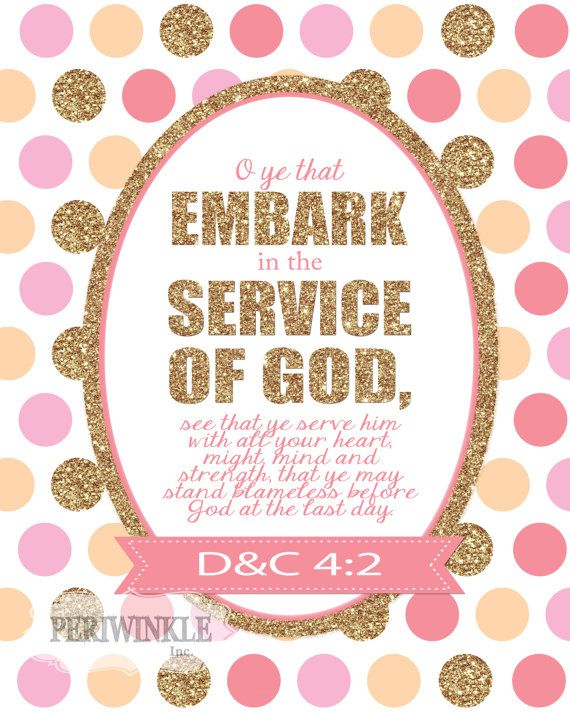 2015 Mutual Theme Embark in the Service of God by periwinkleinc