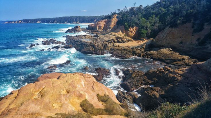 Sapphire Coast  Bermagui NSW Australia [OC] [2656 x 1494] #reddit