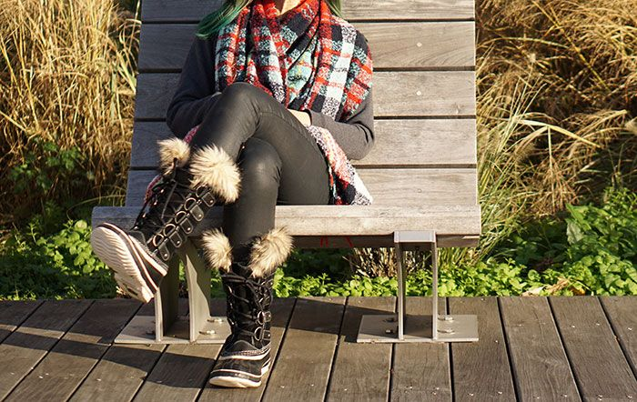 Taking on winter with DSW and Sorel