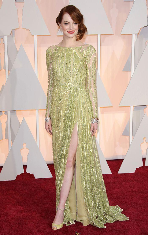 87th Academy Awards, Oscars, Arrivals, Los Angeles, America - 22 Feb 2015