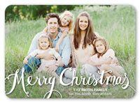 5x7 Flat Premium Stock Christmas Cards | Shutterfly