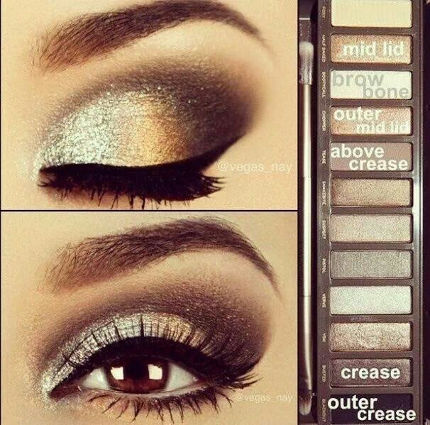 Glam up a Night Out, let your beautiful eyes POP with these great shadows