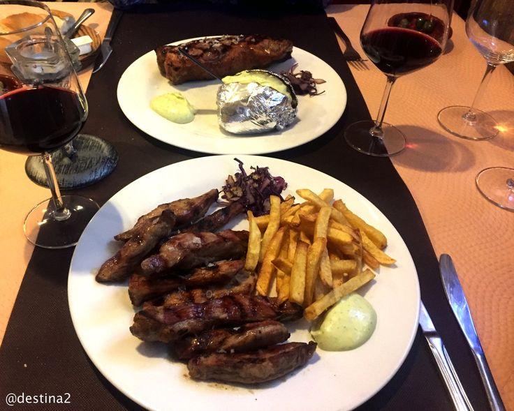 Alhaurín El Grande.- Restaurante El Fogón de Morales