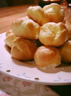 Zelf soesjes maken: makkelijk en lekker! Mascarpone-slagroom soesjes