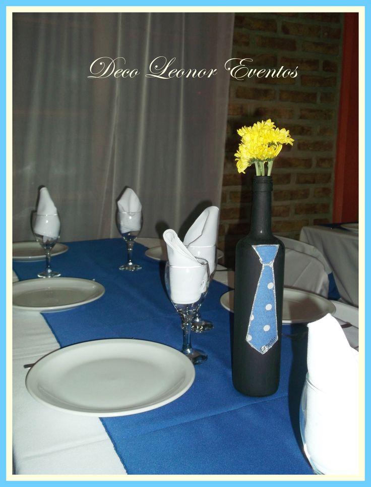 18 best centros de mesa infantiles images on pinterest - Centros de mesa con botellas ...