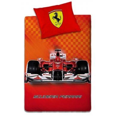 Ferrari bedding set | Pościel Ferrari bolid