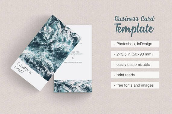 Asian Dream Business Card Template Simple And Clean Design Vertical Best Ph Business Card Template Photoshop Photographer Business Cards Business Card Template
