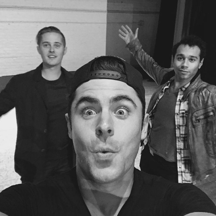 'High School Musical' Reunion! Wildcats Zac Efron, Corbin Bleu and Lucas Grabeel Reunite