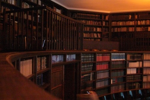 Warburg-Bibliothek // Hamburg