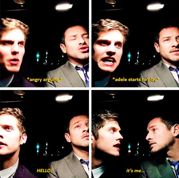 Teen Wolf cast Daniel Sharman (Isaac) & Ian Bohen (Peter). You can find the original video of this on their instagrams