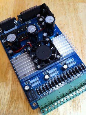 Build a mini CNC machine for 45 dollars.
