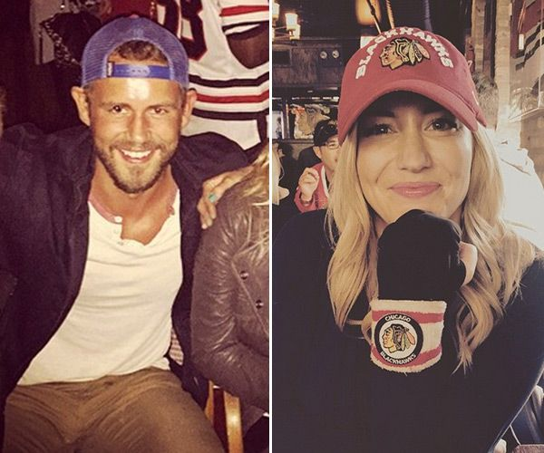 Nick Viall & Whitney Bischoff Have Date Night 2 Days After Chris Soules Split — Report