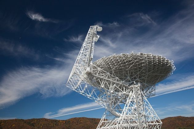Search for extraterrestrial intelligence gets a $100-million boost : Nature News & Comment