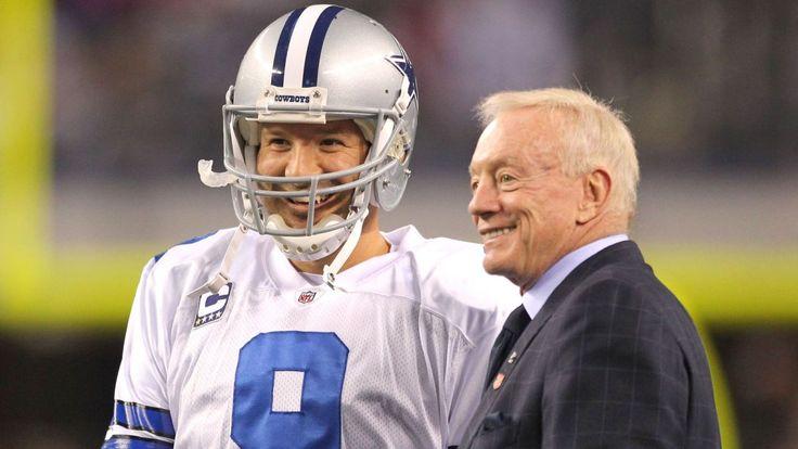 Tony Romo - QB for the Dallas Cowboys   FOX Sports