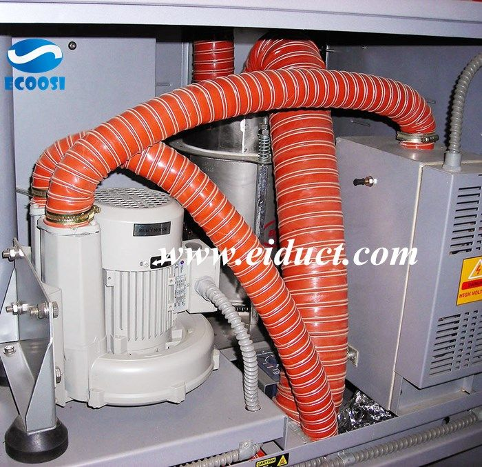 Pin by ECOOSI Industrial Flexible Duc on Flexible Ducting
