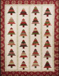 255 best Christmas quilt ideas images on Pinterest | Curtains ... : christmas wall hanging quilt patterns - Adamdwight.com
