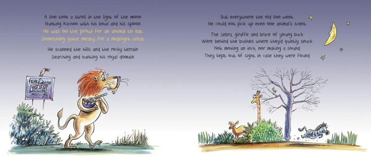 Excerpt from The lion hunts in the land of Kachoo