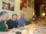 VK3 foto della cena presso la birreria Pedavena | Osc Magnagati