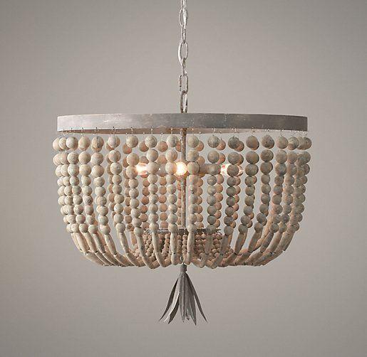 Kralen lamp