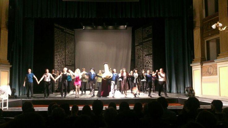 Le diversità sotto la lente deformante dell'ironia grottesca  #Nos #ilnaso #DmitrijŠostakovič #TeatroSociale #Trento