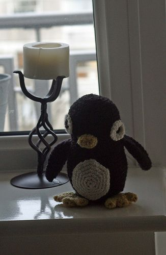97 besten Penguin Crochet Patterns Bilder auf Pinterest | Kostenlos ...