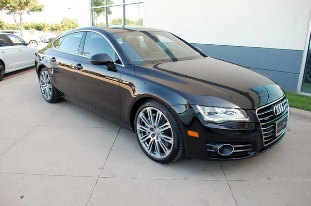 Pre-owned 2013 Audi A7 For Sale | Dallas TX $66,869