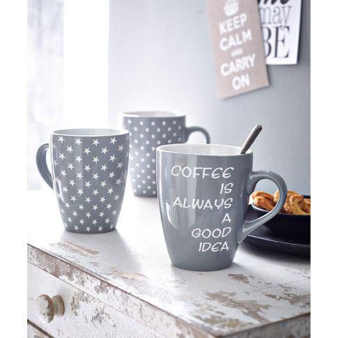 Coffee is always a good idea: hübscher Kaffeebecher mit Aufdruck. #impressionen #coffeetime