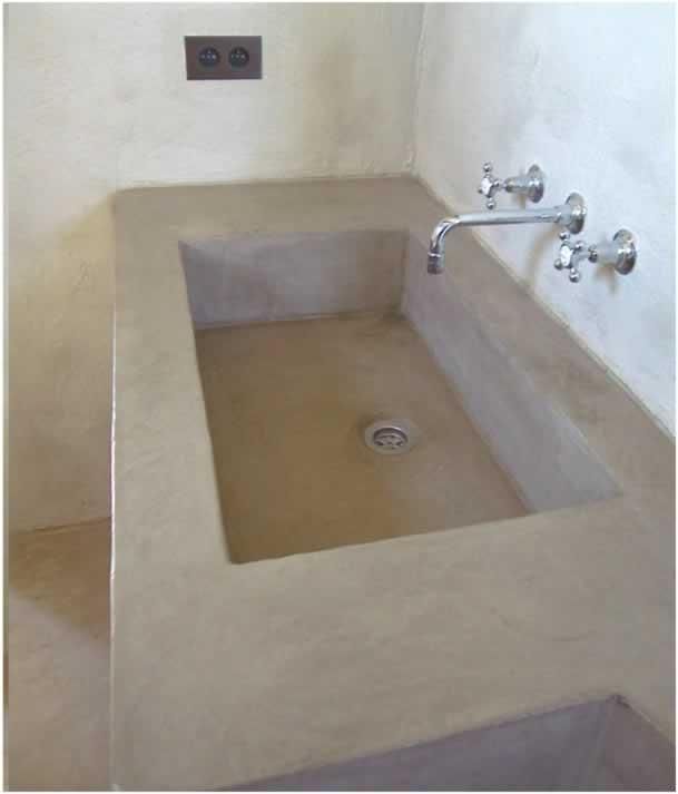 109 best Beton Ciré images on Pinterest Bathroom, Bathrooms and