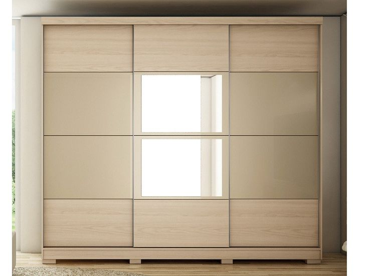 4 drawer hudson 3 door wardrobe sliding out