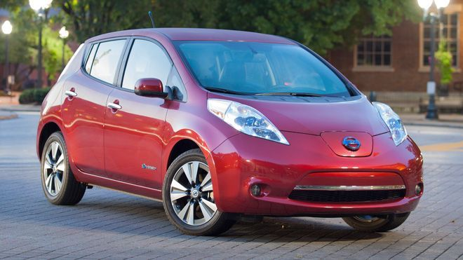 Nissan Leaf driver charged with stealing five cents worth of electricity