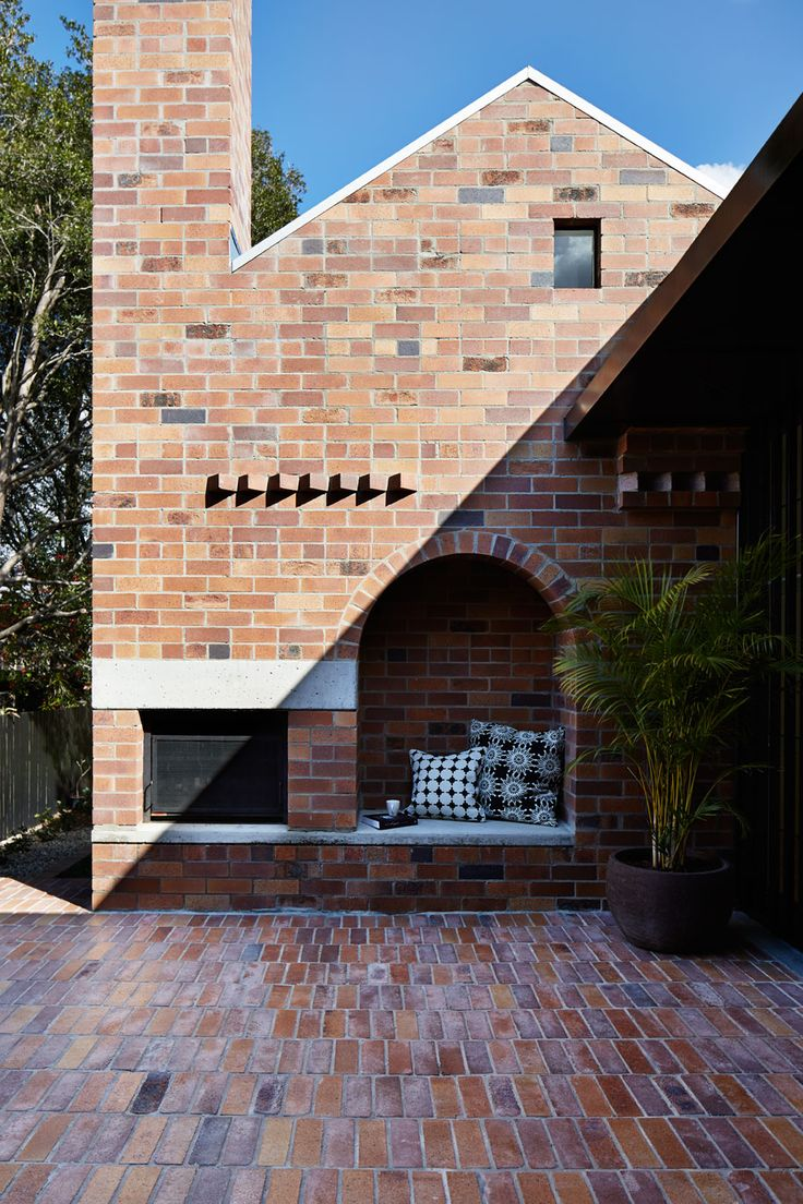 61 best Exterior: Great Spaces images on Pinterest | Home ideas ...