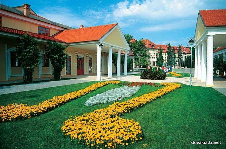 Spa Piešťany - Slovakia.travel