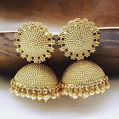 Specially Designed Stunning Earrings   Buy Online Earrings   Elegant Fashion Wear