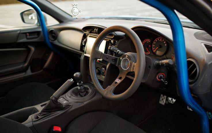 Салон Toyota GT86 Rocket Bunny v2