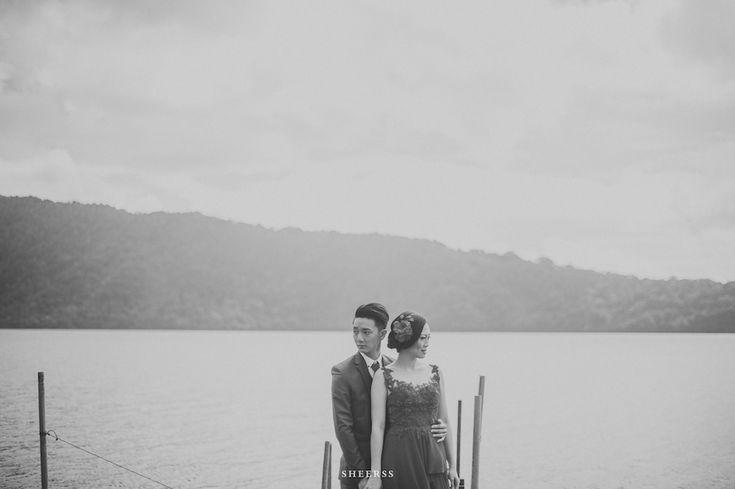 Engaged Ryan + Christine by Juvenco » Wedding Photography Medan Indonesia