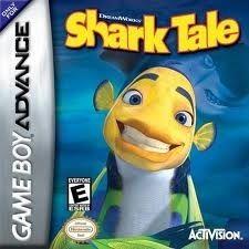 Shark Tale - Game Boy Advance Game