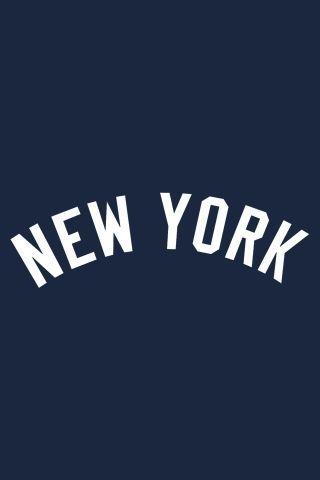 NYC Wallpaper New York Yankees Baseball Logo Wallpaper