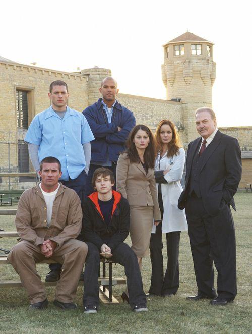 Prison Break - Michael, Sucre, Veronica, Sarah, Pope, Lincoln and LJ