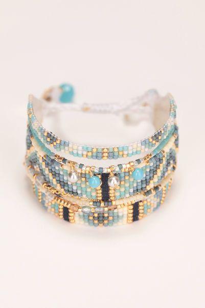 Bracelets Mishky Femme sur MSR Monshowroom.com