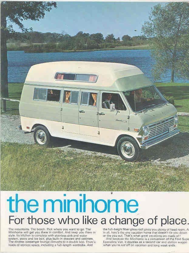 Mini Motorhome Motorizados Pinterest Minis Vans And