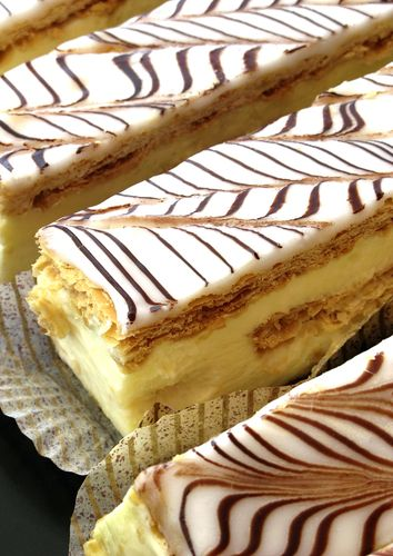 Mille feuille (2)