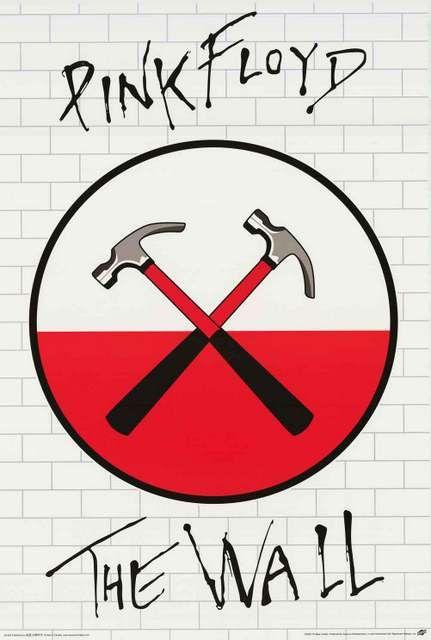 Pink Floyd The Wall Hammers Poster 24x36 – BananaRoad