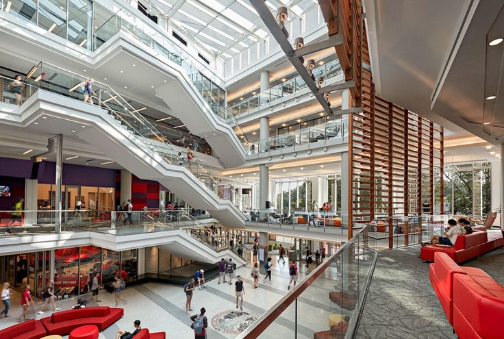 Talley Student Union, NC State University - Duda|Paine Architects