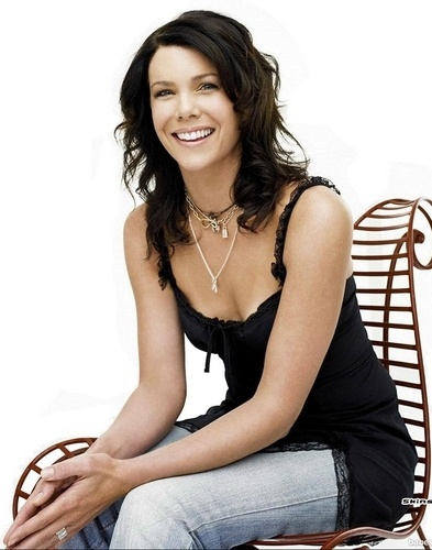 Lauren Graham || She is my favorite.