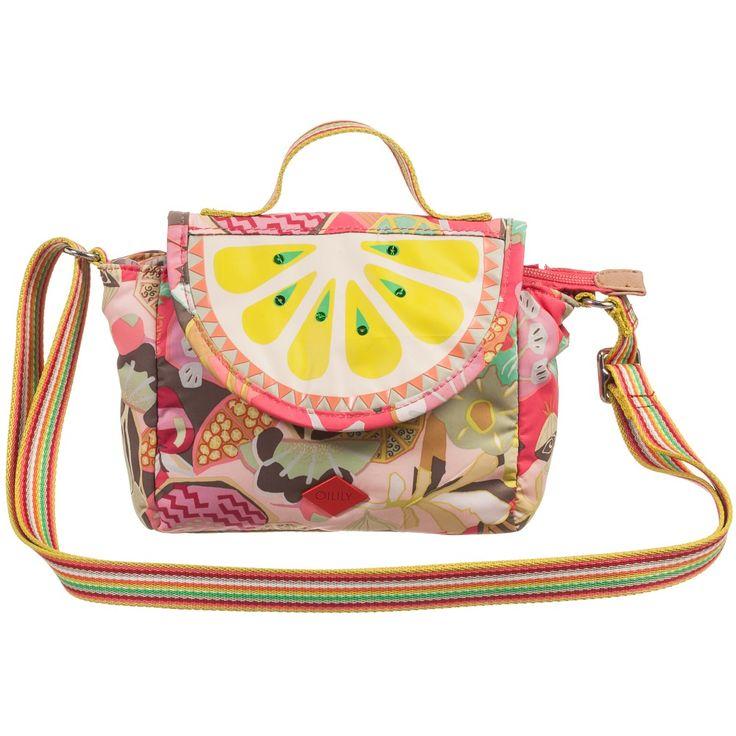 Girls 'Candy Pink' Shoulder Bag (17cm)