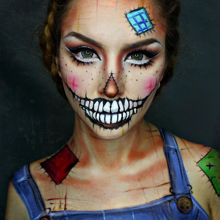 234 best Halloween images on Pinterest | Halloween makeup ...