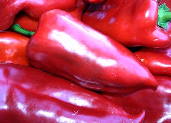 Sült paprika saláta | Gasztroangyal