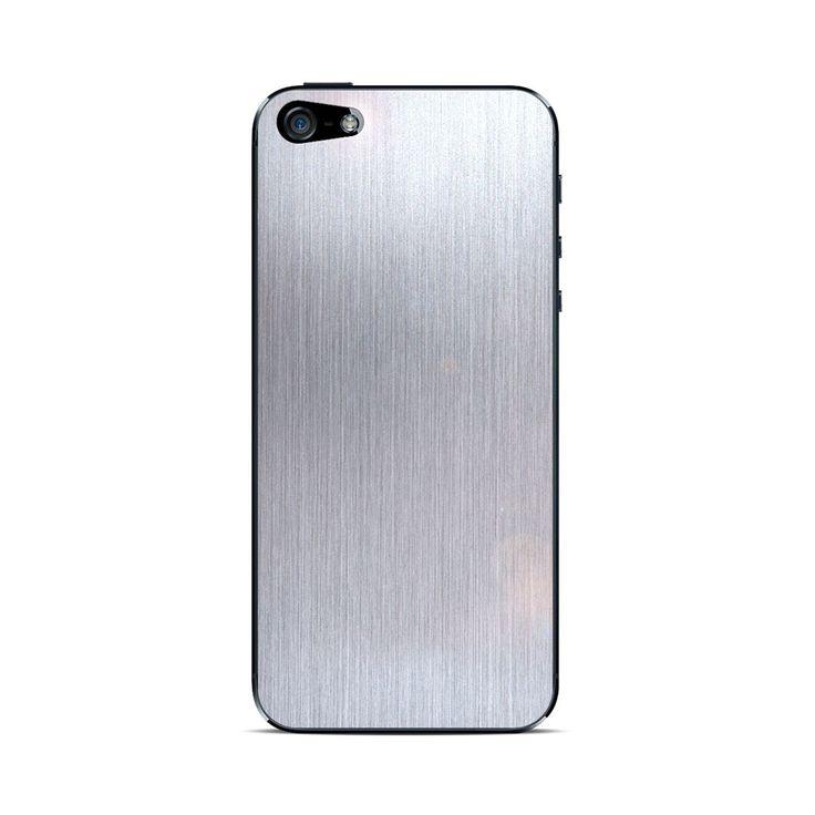 Para iPhone 5Incluye lámina protectora frontal y trasera.Para retirar skin fácilmente luego de uso, instalar lámina protectora trasera incluida y luego skin sobre ella.