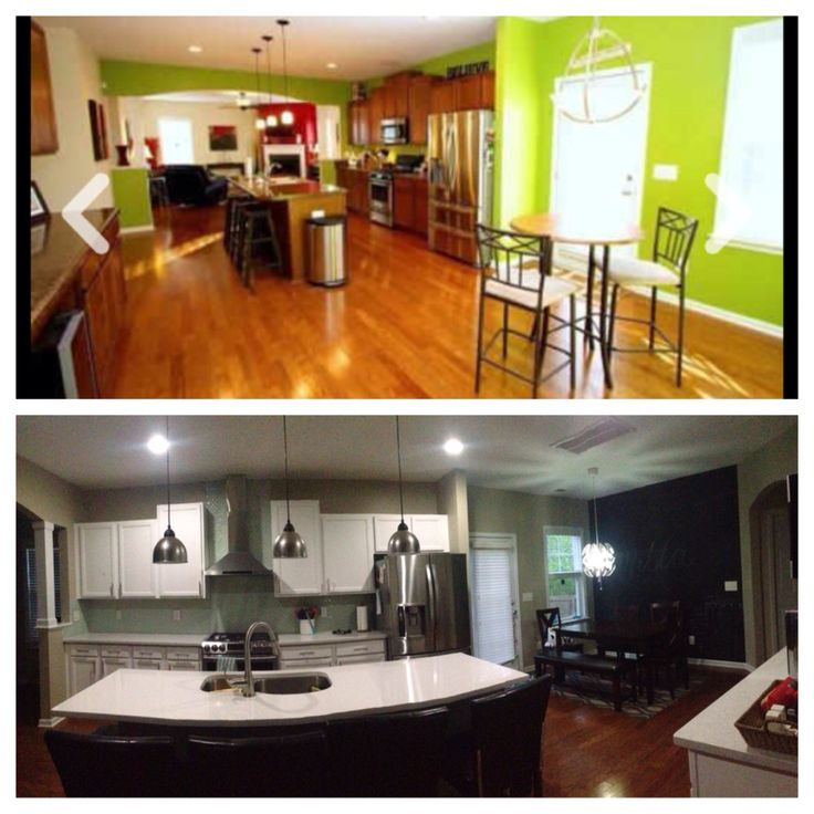 how to change the colors of kitchen cabinets